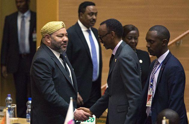 Commémoration du génocide rwandais: El Othmani transmet un message royal à Paul