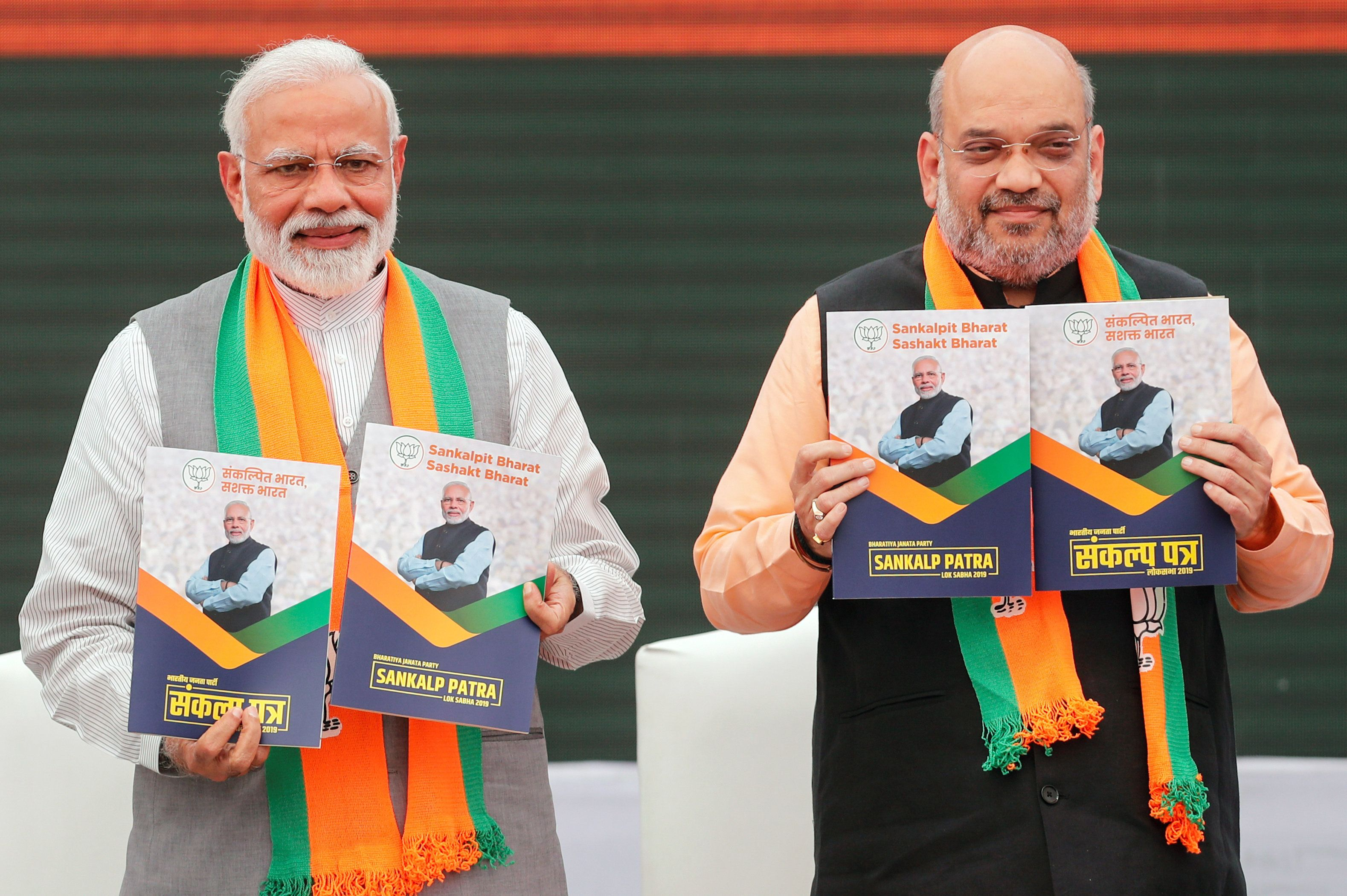 5 Key Takeaways From BJP Manifesto: Focus On National Security,