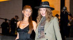 Pour le mariage de Marc Jacobs, Gigi Hadid opte pour un chapeau signé Youssef