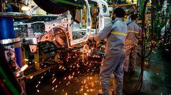 Industrie nationale: Plus de 400.000 emplois créés entre 2014 et