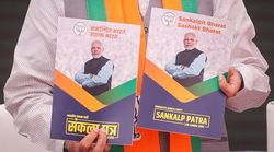BJP Manifesto 2019: Twitter Users React To Ram Mandir, National Security And Civil Code