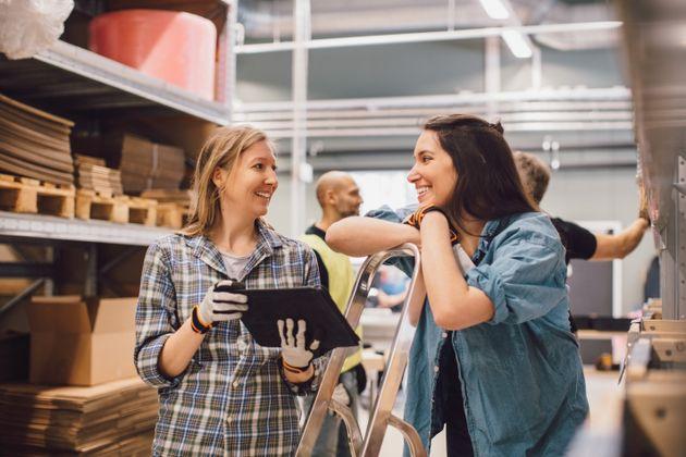 L'amitié mène à la réussite professionnelle, selon le livre Work