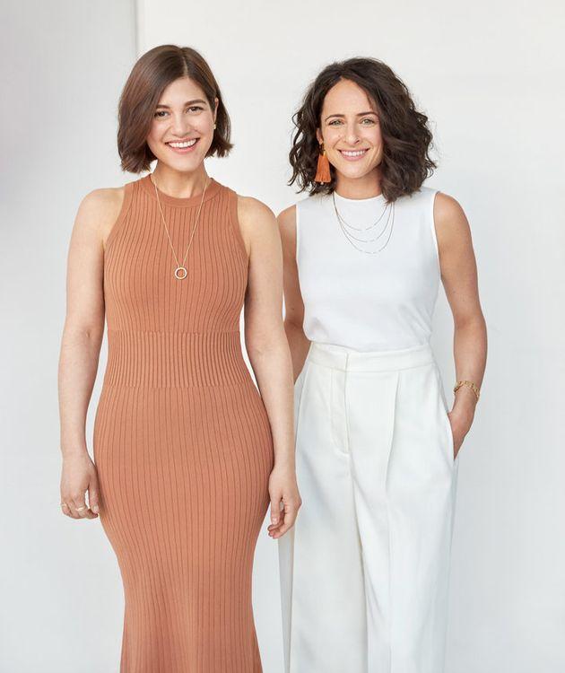 Erica Cerulo et Claire Mazur ont cofondé Of a Kind et écrit l'ouvrage Work Wife à...