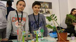 Athens re-Science Festival: Μαθητές, φοιτητές και start ups παρουσίασαν πρότζεκτ- πτυχές του κοντινού