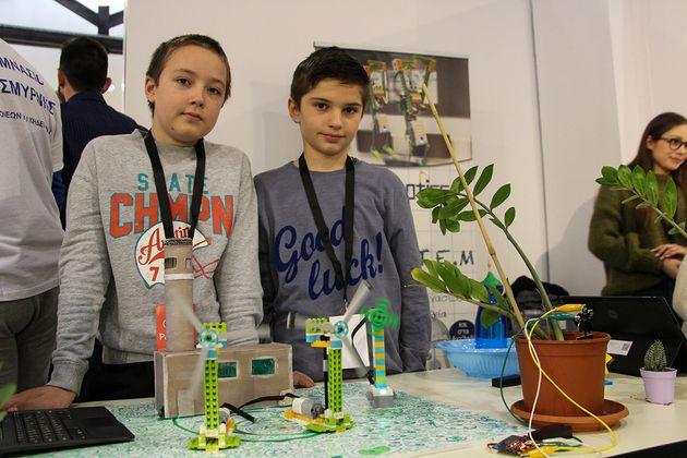Athens re-Science Festival: Μαθητές, φοιτητές και start ups παρουσίασαν το