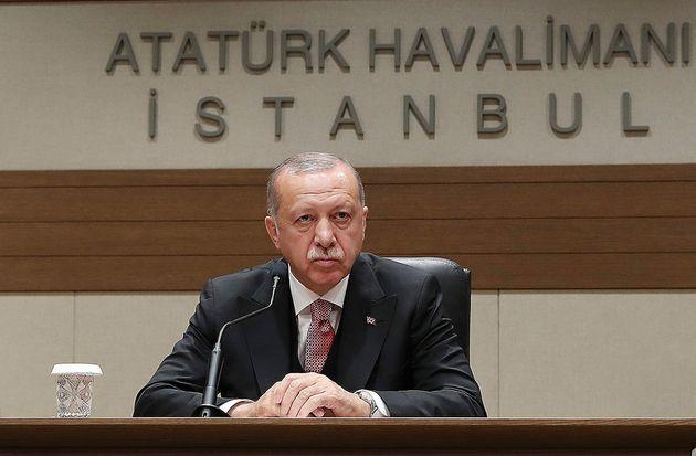 Ερντογάν: Πολύ μικρή η διαφορά για να μιλά η αντιπολίτευση για νίκη στην