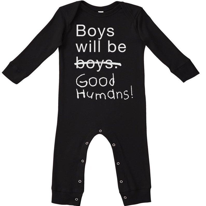 The future is female baby bodysuit grow vest feminist boys girls