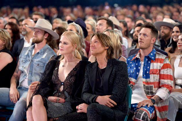 H Κέισι Μάσγκρεϊβς και ο Κιθ Ερμπαν, μεγάλοι νικητές των μουσικών βραβείων της
