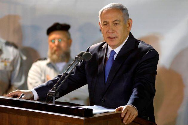 Benjamin Netanyahou promet d'annexer la Cisjordanie en cas de