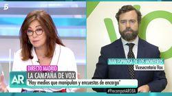 El enfrentamiento entre Espinosa de los Monteros y Ana Rosa Quintana: