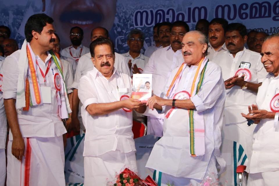 Veteran Kerala Politician KM Mani Hospitalised In