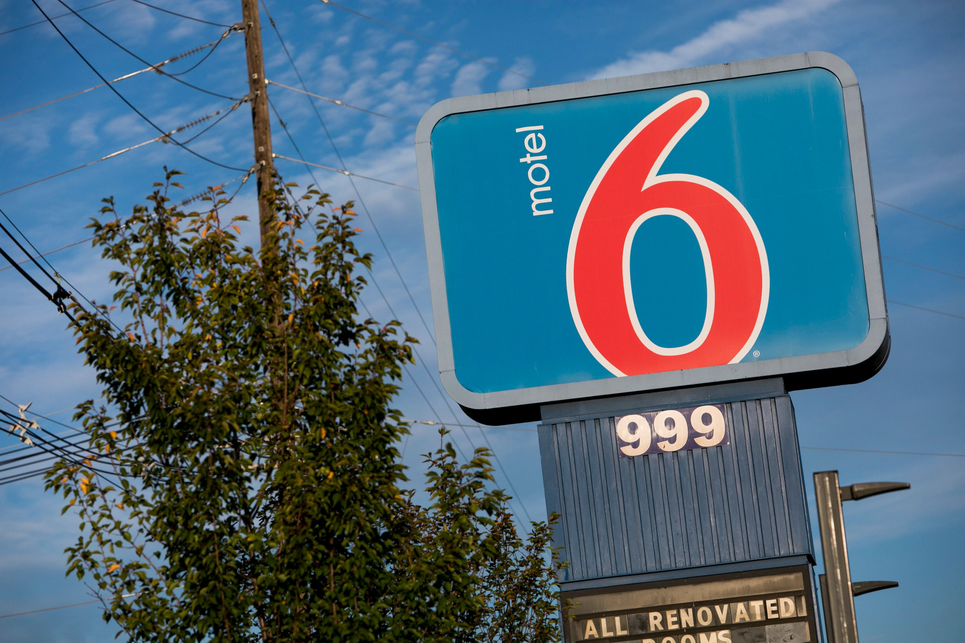 Motel 6 To Pay $12 Million To Settle Lawsuit After Reporting Guests To
