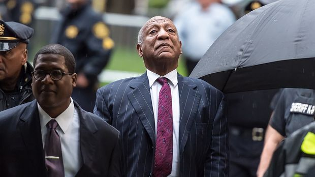 NORRISTOWN, PA - SEPTEMBER 25:  Actor/stand-up comedian Bill Cosby arrives for sentencing for his sexual assault trial at the Montgomery County Courthouse on September 25, 2018 in Norristown, Pennsylvania.  (Photo by Gilbert Carrasquillo/Getty Images)
