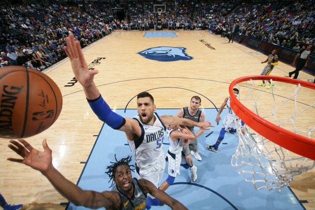 NBA : Décisif, Salah Mejri prend sa revanche et brille avec les Dallas