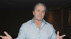 Wrestler Bret Hart Attacked During WWE Hall Of Fame
