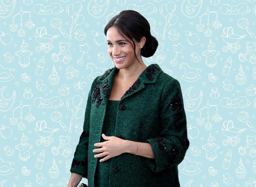 Dear Meghan Markle... Tips For First-Time Mums From Women Who've Been