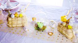 BLOG - Pour Pâques, 5 décorations de table à faire