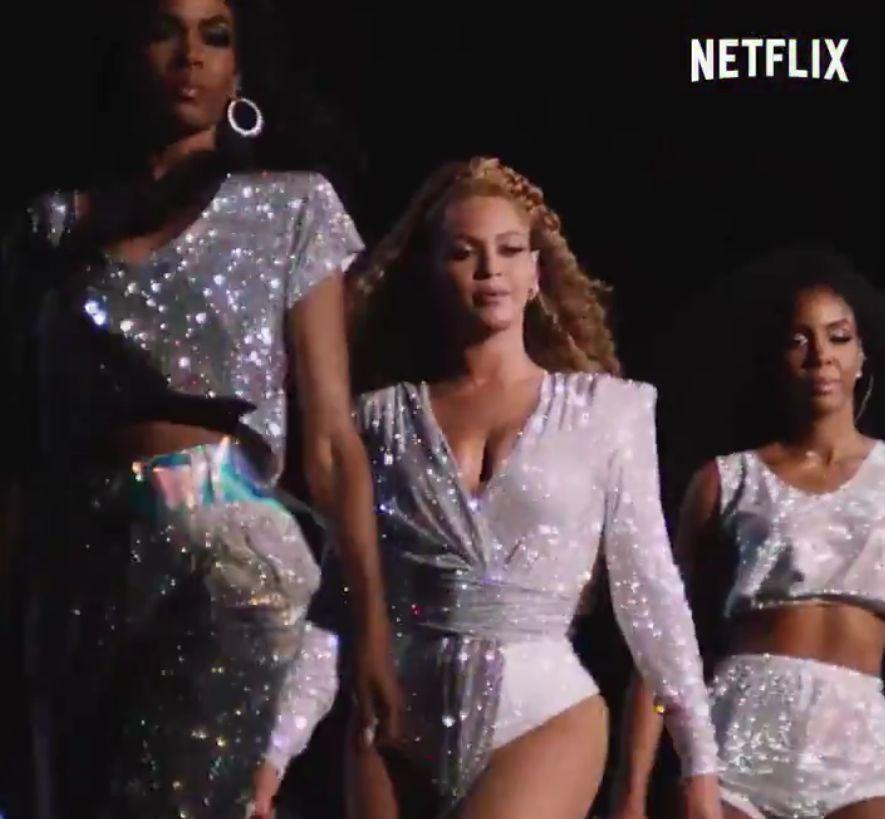 "Beyonce's ""Homecoming"" Trailer"
