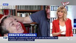 Susanna Griso se disculpa en 'Espejo Público':