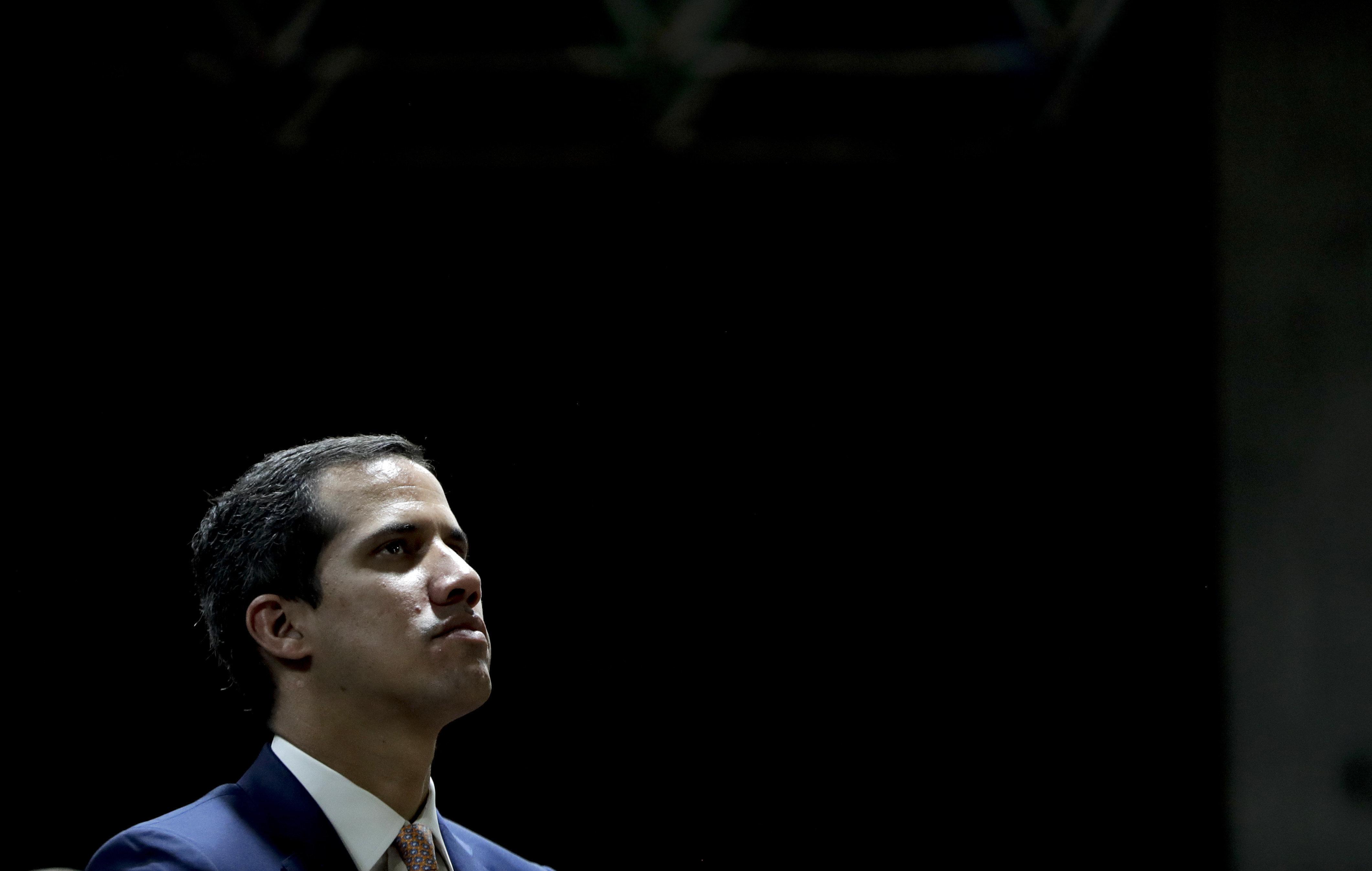 Juan Guaidó se confie au HuffPost Espagne:
