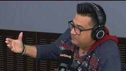 ERC expulsa al cantante Sicus Carbonell de las listas por su