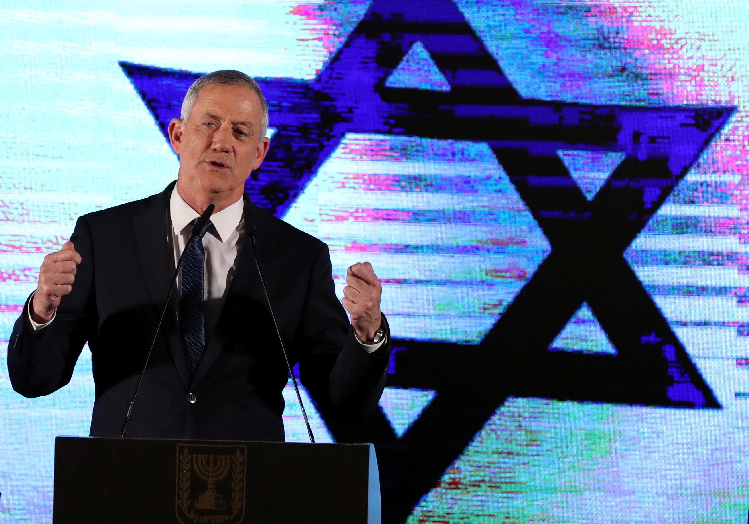 Qui est ce concurrent qui fait trembler Netanyahu aux élections en