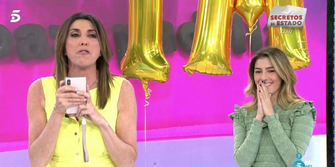 Paz Padilla responde a las últimas insinuaciones económicas sobre ella y su