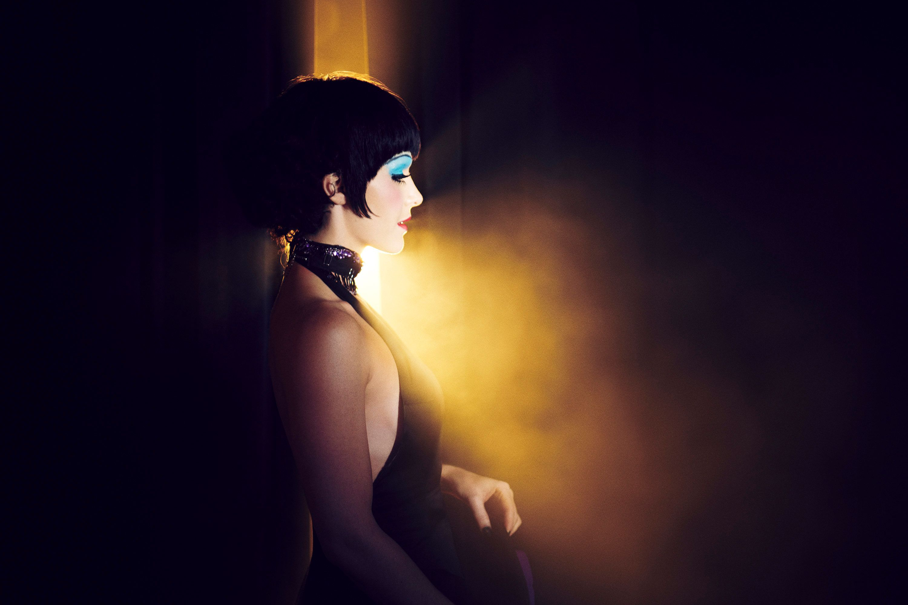 """Kelli Barrett had the daunting task of channeling one of the most well-known performers in Hollywood history in """"Fosse/"""