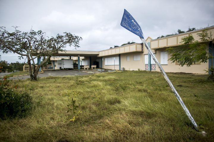 On Puerto Rico's 'Forgotten Island,' Tesla's Busted Solar