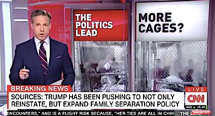 Jake Tapper on Trump and immigration