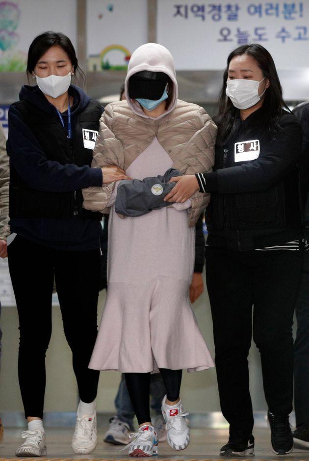 '황하나에 마약 권유 의혹' 연예인 A씨 소속사가 A씨에 대해 한