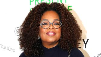 PARIS, FRANCE - MARCH 04: Oprah Winfrey attends the Stella McCartney show as part of the Paris Fashion Week Womenswear Fall/Winter 2019/2020  on March 04, 2019 in Paris, France. (Photo by Bertrand Rindoff Petroff/Getty Images)