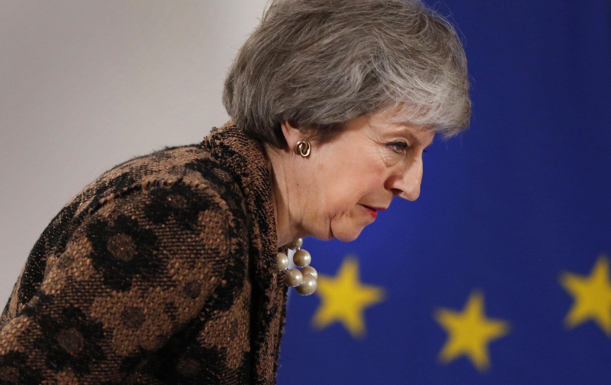 Νόμος του κράτους για τη Μεγάλη Βρετανία η καθυστέρηση του Brexit μέχρι να υπάρξει