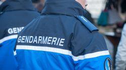 Un homme aurait tué sa femme juste après l'intervention des gendarmes venus la