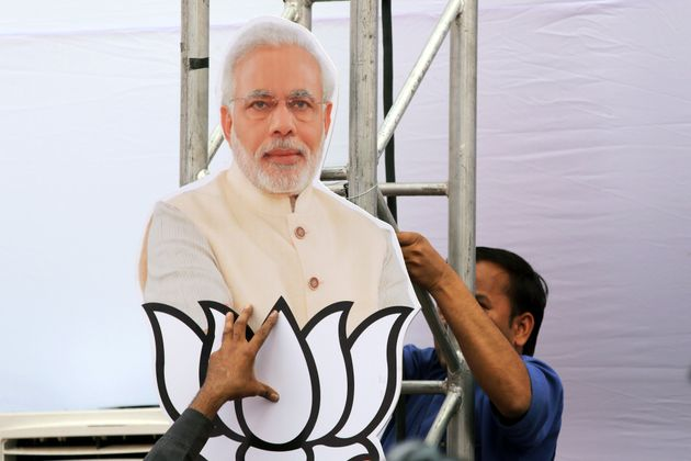 Modi's Ruling Alliance Will Get A Few Seats Short Of Majority In Lok Sabha Polls, Says