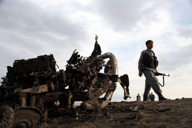 Αφγανιστάν: Τέσσερις Αμερικανοί νεκροί σε βομβιστική επίθεση κατά