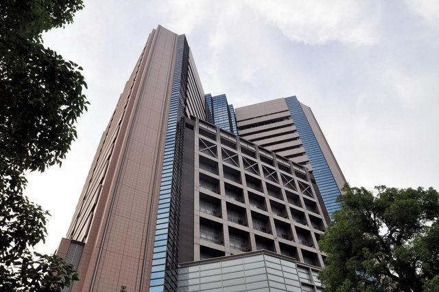 国立がん研究センター中央病院=東京都中央区