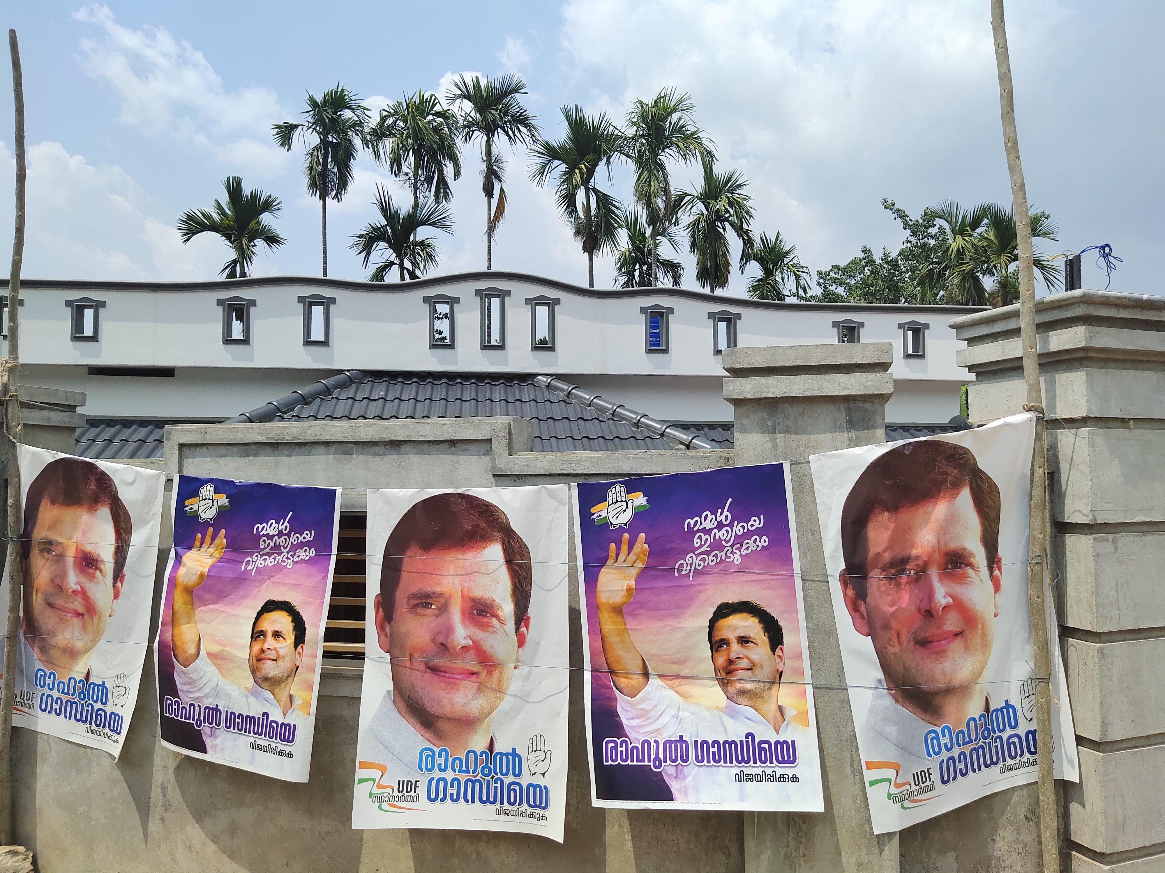 Why The BJP Isn't Sweating Over Rahul Gandhi's Kerala
