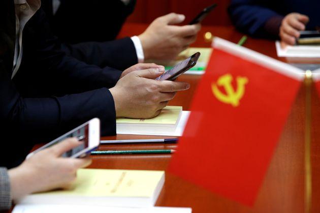 Κίνα: Εφαρμογή «βοηθά» τους μαθητές να αγαπήσουν την κυβέρνηση και τον