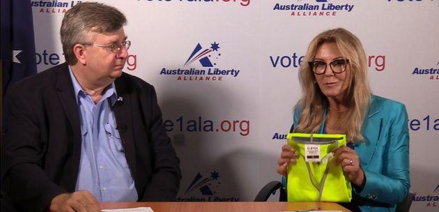 Le parti d'extrême droite Australian Liberty Alliance a annoncé faire campagne pour les...
