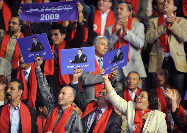 Ben Ali est mort, la révolution est