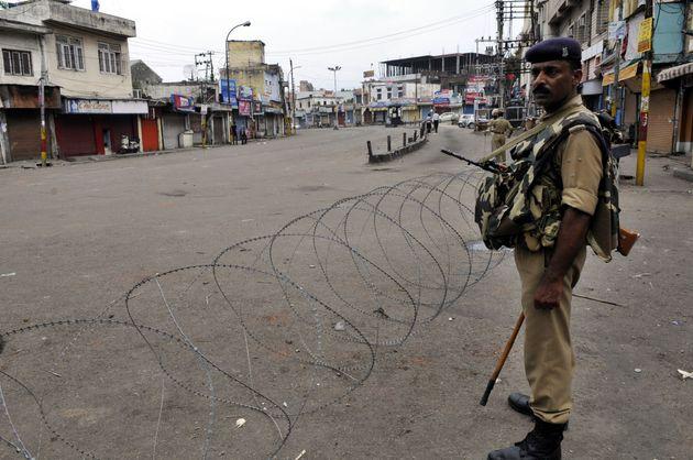 Kashmir's Kishtwar Under Curfew After Attack On RSS