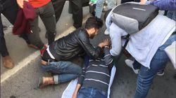 Alger: la 7e marche des étudiants réprimée, la police use du gaz