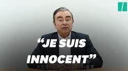 Dans une vidéo, Carlos Ghosn accuse des dirigeants de Nissan de