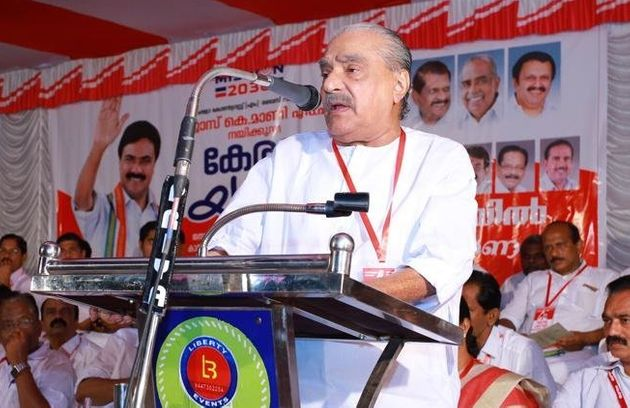 Kerala Congress (M) leader KM