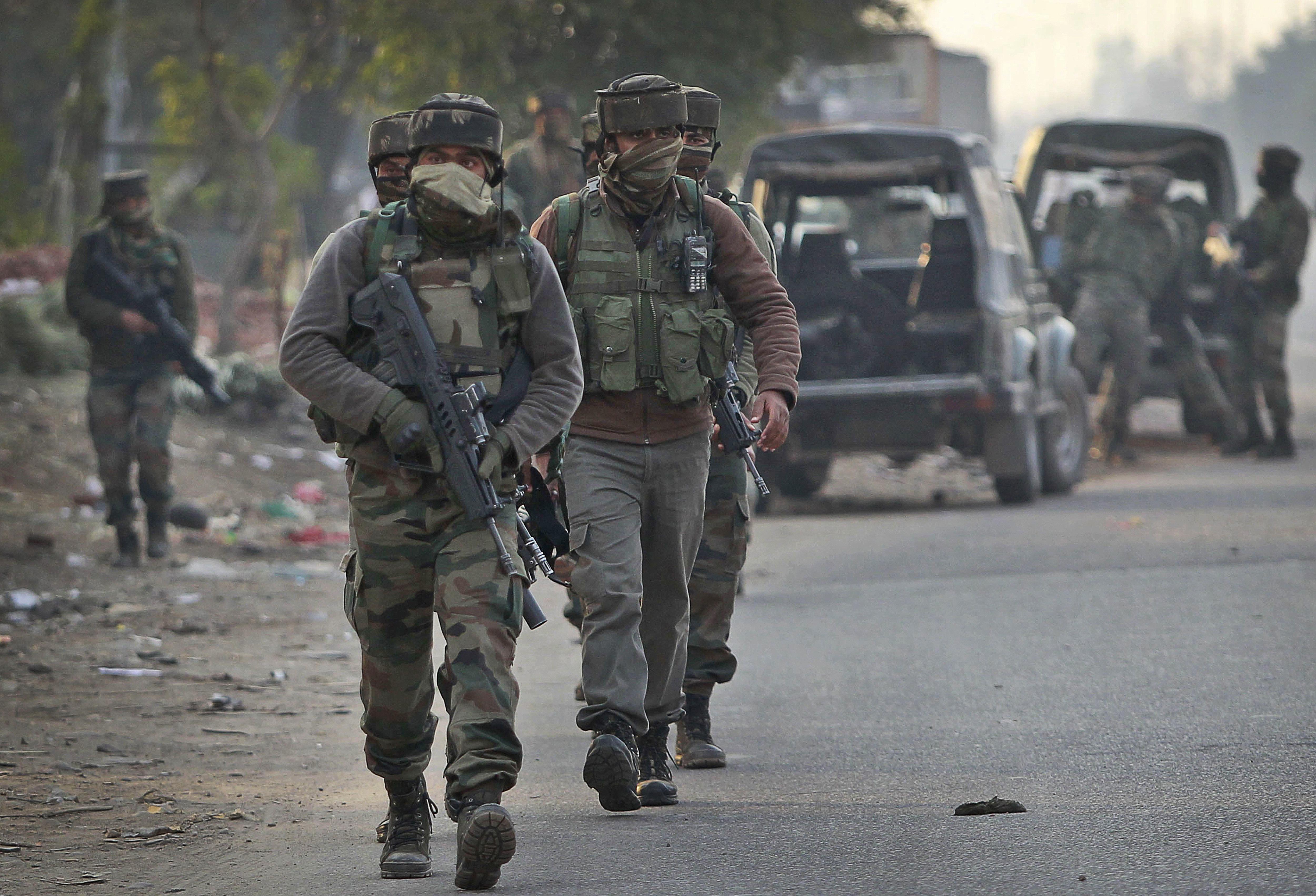 Kashmir: RSS Leader Chandrakanta Sharma Succumbs To Injuries After Militant