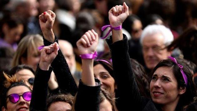 La preocupación por la violencia contra la mujer alcanza un nuevo máximo histórico en el