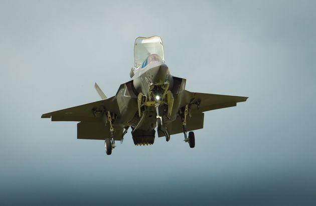 Ιαπωνικό F-35 εξαφανίστηκε από τα