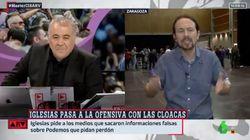 Pablo Iglesias, a Ferreras en 'Al Rojo Vivo':