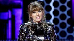 Taylor Swift fait don de 113.000 dollars pour protéger les droits